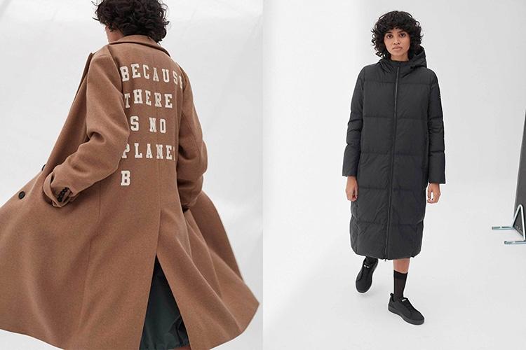 Wollen winterjas voor dames Kies voor wol als duurzaam