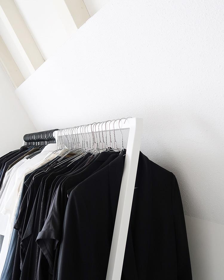 Een capsule wardrobe samenstellen in 6 stappen