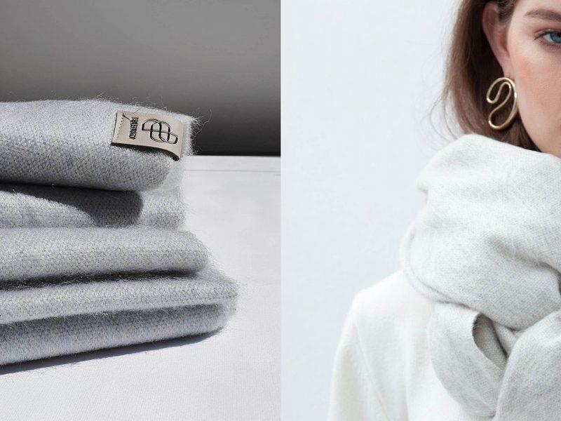 5 merken met duurzame sjaals